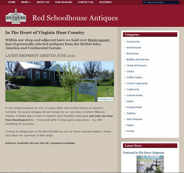Red School House Antiques