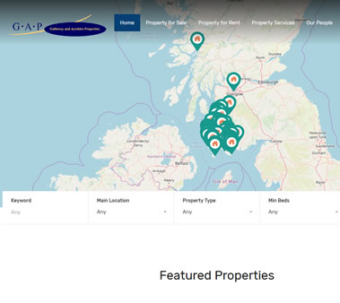 GAP in the market - Galloway and Ayrshire Properties.